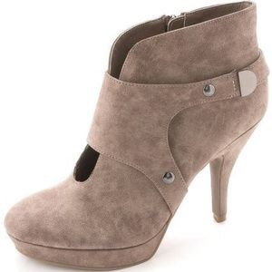 NWOT Unlisted File Type Platform Booties 8